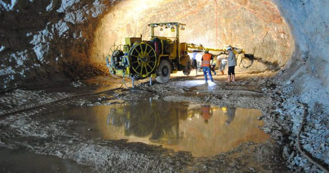 Ferhat Tüneli'nde hazine var iddiası