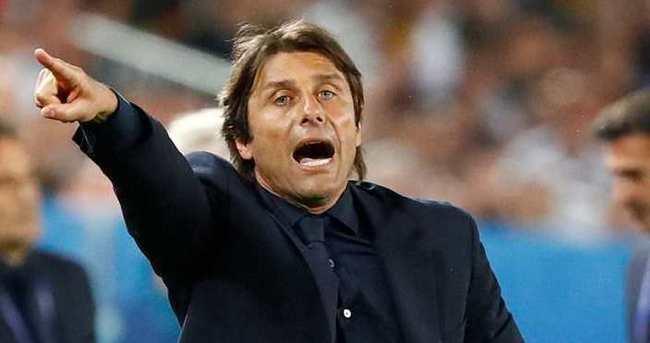 Conte'den futbolcuları için örnek olacak söz!
