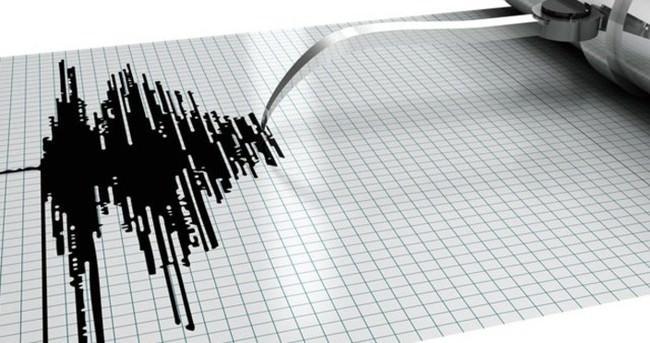 Van'da 3.1 büyüklüğünde deprem!