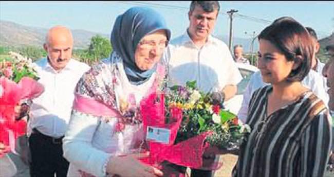 Kiraz'da 5 bin kişi iftarda buluştu