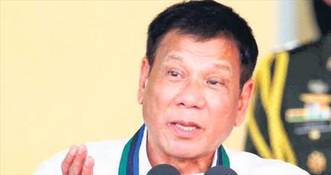 Duterte uyuşturucu satıcılarının kâbusu oldu