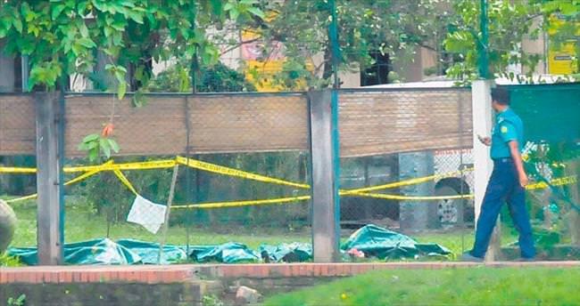 'Saldırganlar yerel örgüt bağlantılı'