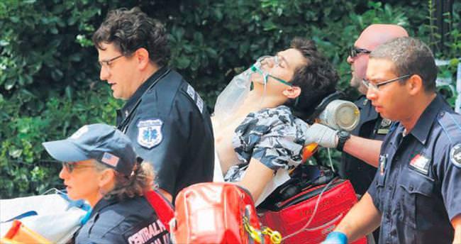 Central Park'ta yaşanan patlamada 1 kişi yaralandı