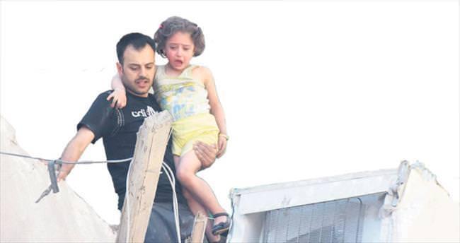 Esad'dan sivillere bomba... 43 ölü