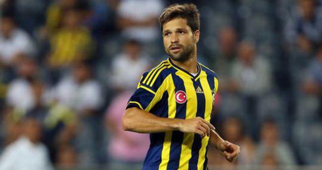 Beckham, Fenerbahçeli Diego'ya talip oldu