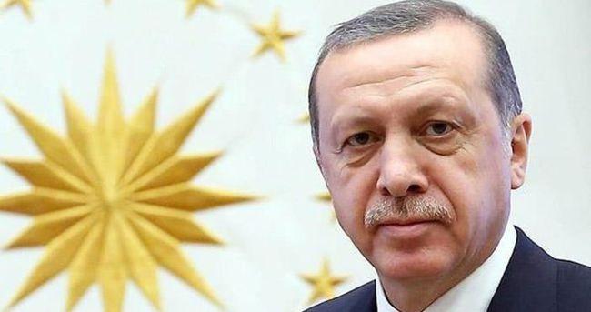 Erdoğan'dan taziye telgrafı