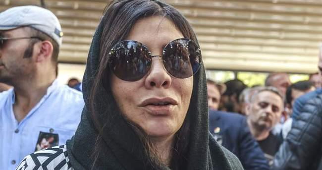 Işın Karaca babasının mezarına gidince dehşete düştü!
