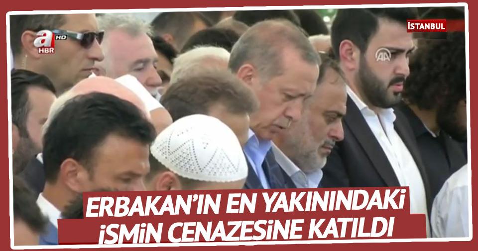 Osman Nuri Önügören'in cenaze namazı kılındı