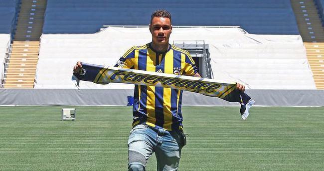 Fenerbahçe'nin yeni trasferi Wiel, Topuk Yaylası'nda