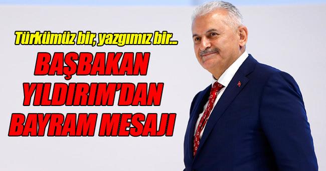 Başbakan Yıldırım'dan Ramazan Bayramı mesajı!