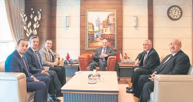 Gaziantep OSB'den Ankara çıkarması