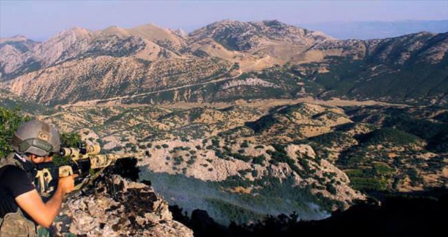 14 PKK'lı öldürüldü