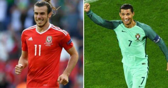 Portekiz ve Galler ilk defa 'resmi' maç yapacak