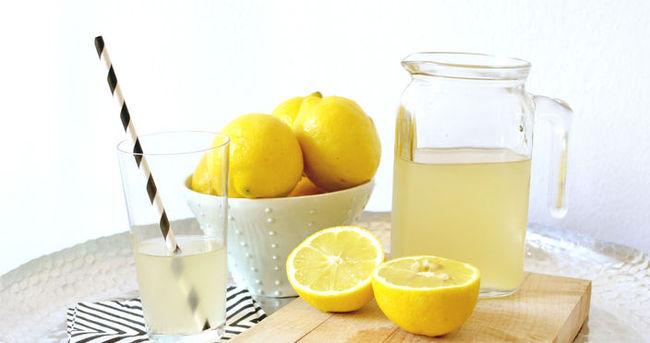 Bayramda limonataya sofralarınızda yer açın çünkü...