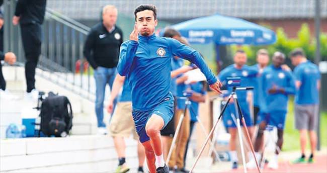 Osmanlı sprint attı