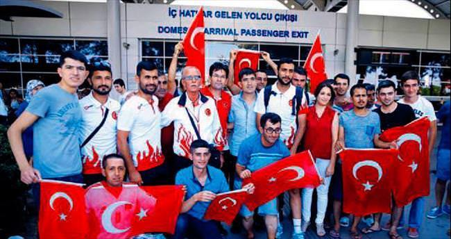 Beşiktaş'ı benimsedik!