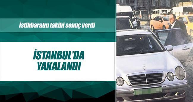 Esad'ın casusu İstanbul'da yakalandı