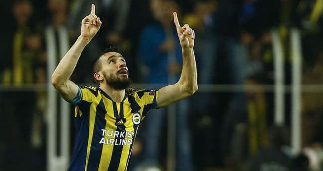 Mehmet Topal, Fenerbahçe ile 4 yıllık imzaladı
