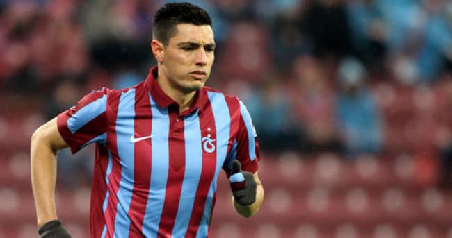Trabzonspor açıkladı: Cardozo ayrılmak istiyor