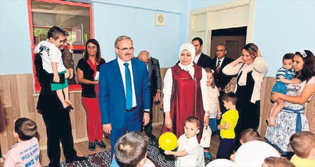 Vali Karaloğlu'dan bayram ziyaretleri
