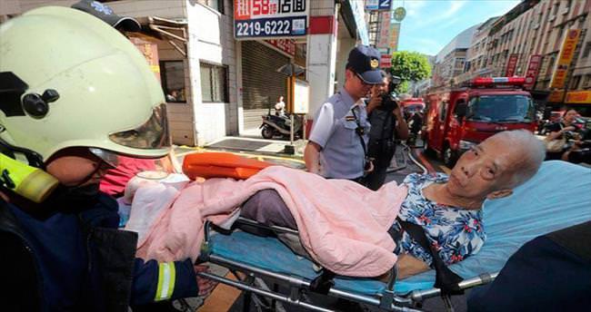 Huzurevi yandı: 6 ölü, 29 yaralı