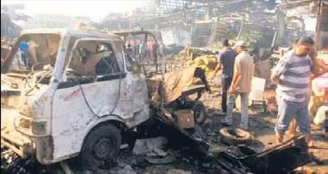 DAEŞ, Haseke'ye saldırdı: 35 ölü