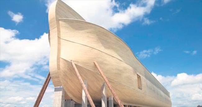 Nuh'un Gemisi açılıyor