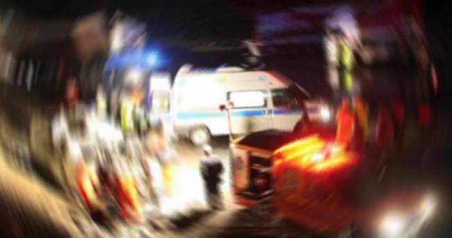 Sakarya'da otomobil devrildi: 1 ölü, 4 yaralı