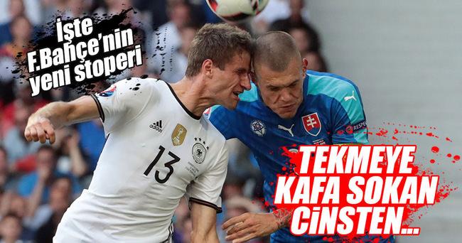 Fenerbahçe, Skrtel'i açıkladı!