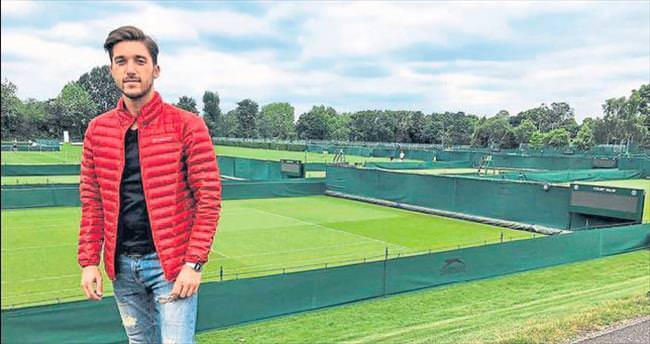 Wimbledon'da bir İzmirli