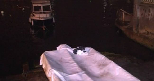17 yaşındaki genç gece girdiği denizden çıkamadı