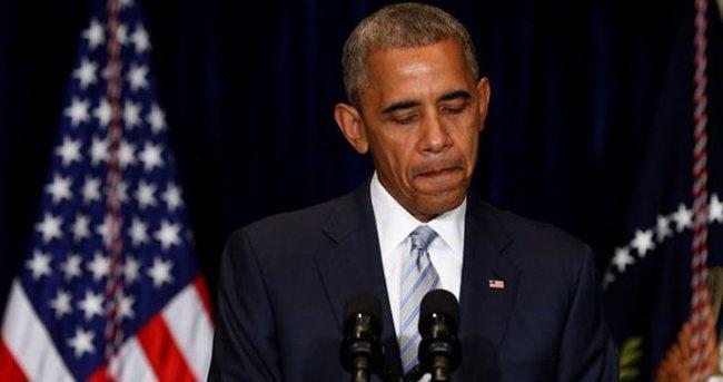 Obama'dan öldürülen siyahi için taziye mesajı