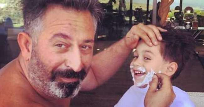 Kemal'in ilk tıraşı