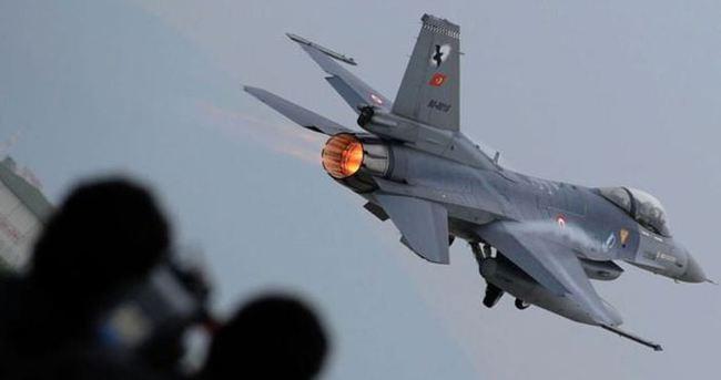 TSK: 12 PKK'lı öldürüldü, 15 hedef imha edildi