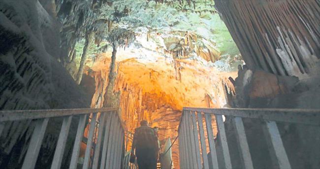 Türkiye'nin mağara cenneti kenti Mersin