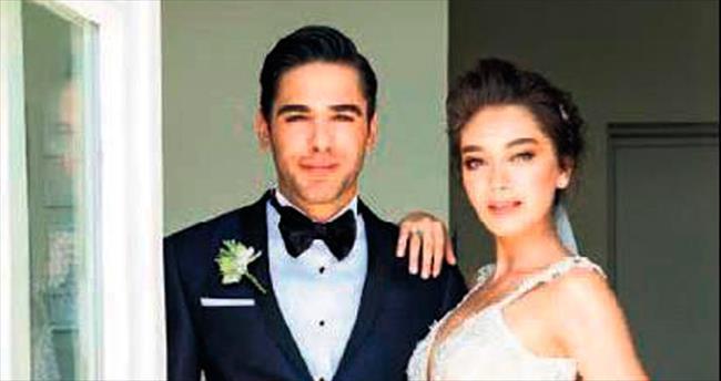 Neslihan ile Kadir evlendi