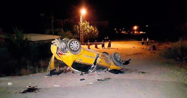 Trafik kazalarında 13 kişi hayatını kaybetti