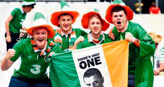Paris'in gözdesi İrlandalılar oldu