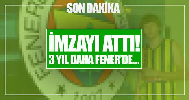 Jan Vesely 3 yıl daha Fenerbahçe'de!
