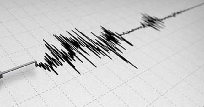 Antalya'da 4,3 büyüklüğünde deprem!
