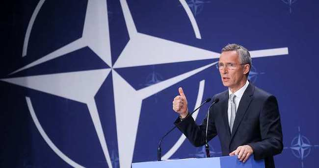 Stoltenberg: Deniz Muhafızı' adlı yeni güvenlik operasyonu başlatacağız.