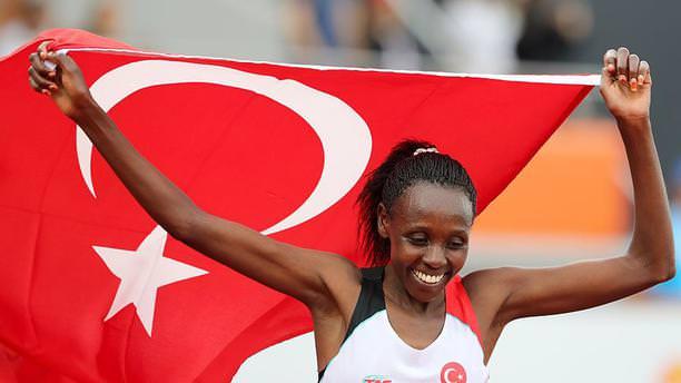 Avrupa Atletizm Şampiyonası'nda bir altın madalya daha!