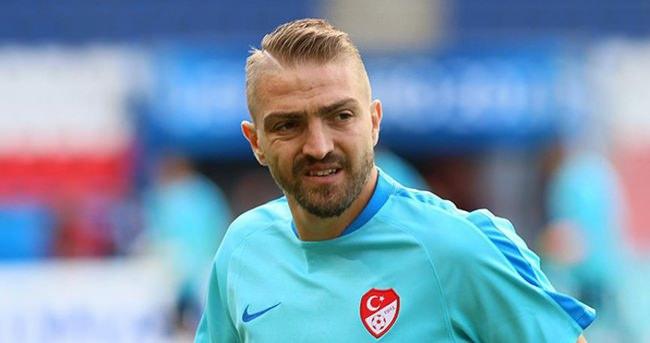 Caner Erkin, Inter'de ilk antrenmanına çıktı