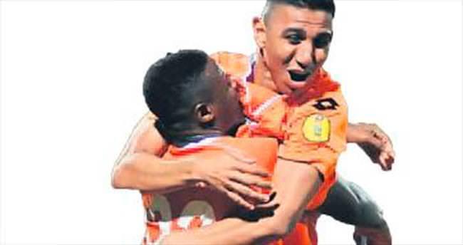 Adanaspor'da Magaye kadroya alınmadı