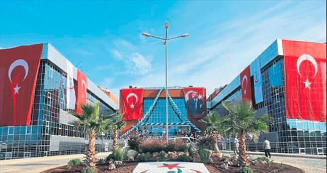 Çiğli'deki yeni hastaneye yoğun ilgi var