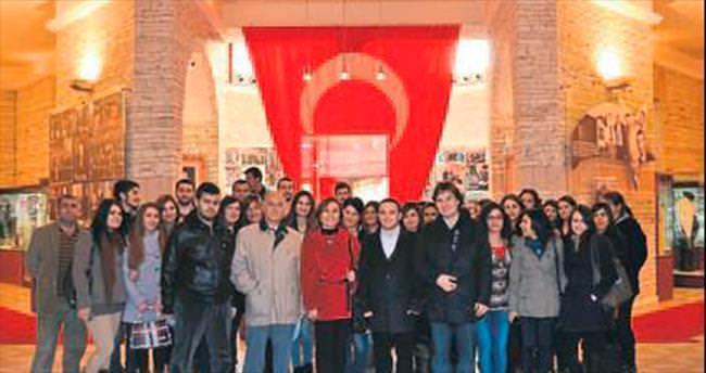 İslamköy'ün ziyaretçileri arttı