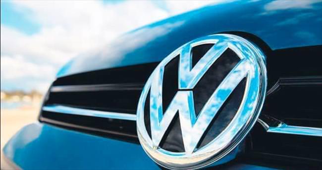 Volkswagen'e Almanya darbesi