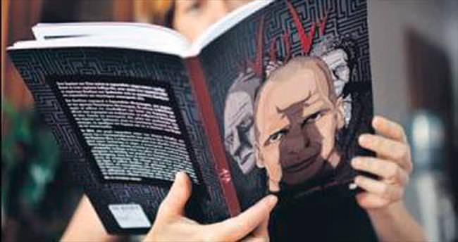 Varoufakis çizgi roman oldu