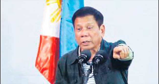 Duterte hükümeti 103 baronu öldürdü