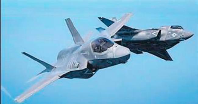F-35 jetleri görücüye çıktı